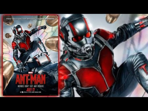 New ANT-MAN Movie Poster Released - AMC Movie News