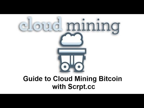 cloud scrypt mining contract