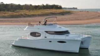 Trawler Power Catamaran - Summerland 40 by Multihull Solutions