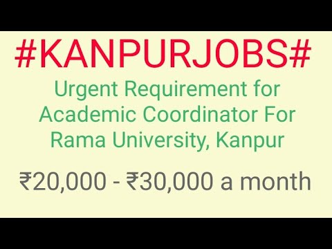 Jobs near me  #KANPURJOBS#   Jobs in Kanpur for Freshers and Graduates | No experience | At home |