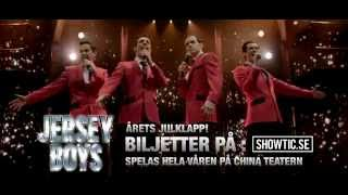 Jersey Boys Reklamfilm China Teatern