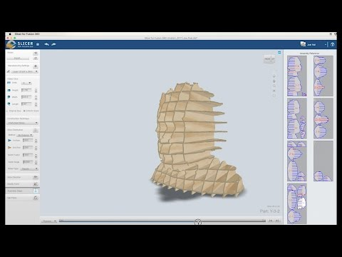Making: 3D Model to 2D Vector