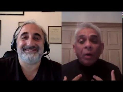 My Chat with Political Scientist Salim Mansur (THE SAAD TRUTH_126)