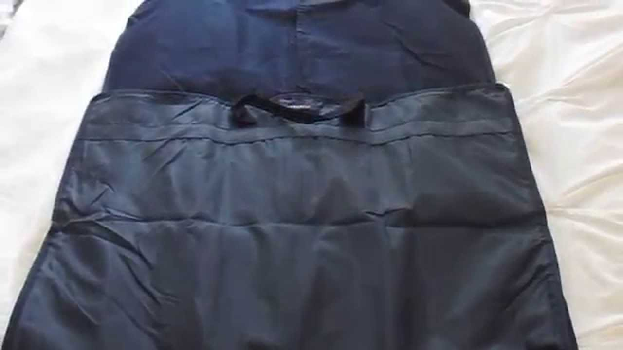 Suit Supply s Case for the Perfect Free Suit Bag - YouTube 0bc7a9b5438c8