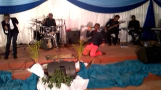 "Lunghi & Themba cd launch live @ GFCC ""crossover"""