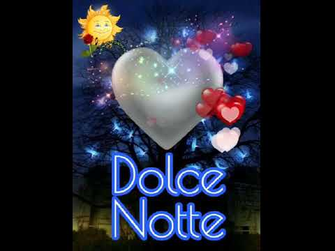 Dolce notte col cuore