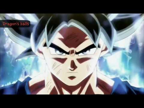 Goku Ultra instinct with Birth of a God(Theme)