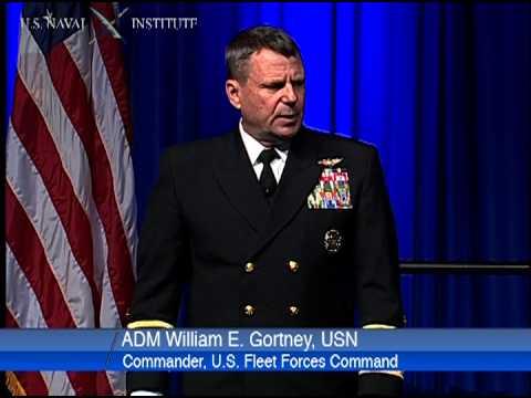 WEST 2014: ADM William E. Gortney, USN