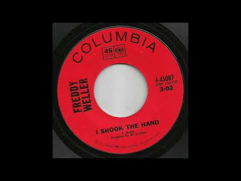 Freddy Weller - I Shook The Hand