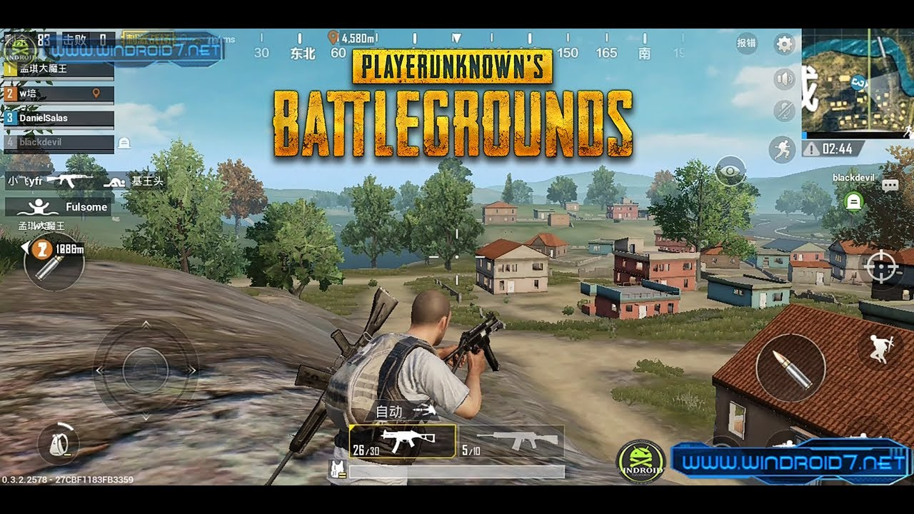 playerunknown s battlegrounds pubg apk