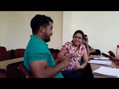 Gauhati University MBA Class of 2017 Farewell Video ft. Bonzo (Local Kung Fu)