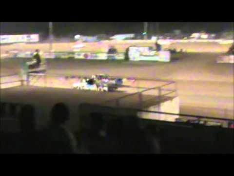Hibbing Raceway Pure Stock Feature July 10, 2014