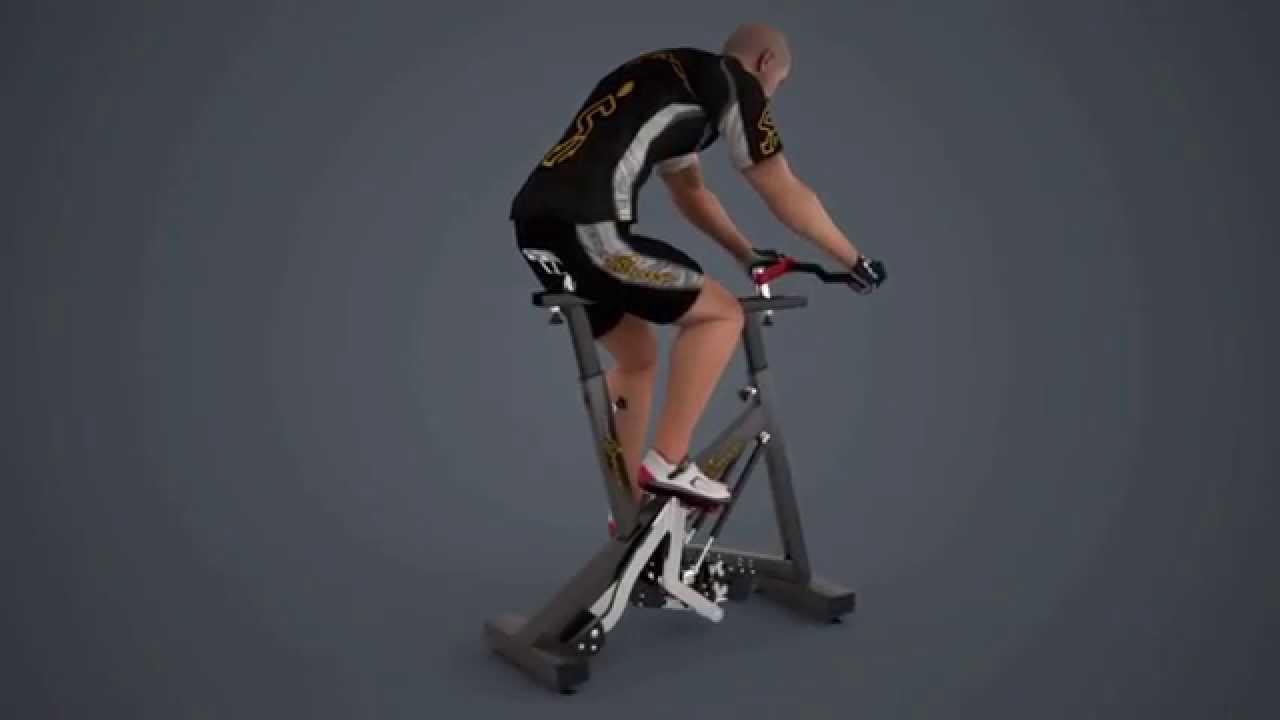 Potenziamento Delle Gambe Nel Ciclismo Youtube