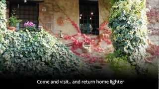 Tenuta Sospesa (english) - Dream Villa With Pool For 2/4/6/8 Persons In Umbria / Tuscany