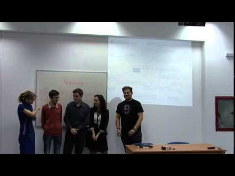 RAU Disruptive Technologies students PROJECT
