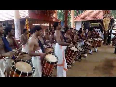Pandimelam By Kanjilassery Vinod Marar