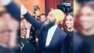 Heartiest Congratulations on  Jagmeet Singh becoming the Deputy Prime Minister of Canada thumbnail
