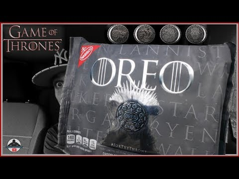 Mike - Mike's On The Hunt For GOT Oreo's