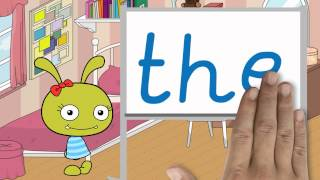 Learn to Read and Spell Sight Words with Tricky Tracy- THE