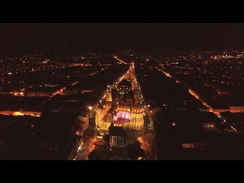 Košice destination spot // project Carat