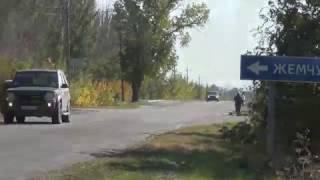 Авария на трассе Нижнегорск - Симферополь около села Жемчужина Нижнегорский район Крым