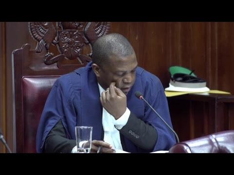Sitting of the Senate - 15 February 2018