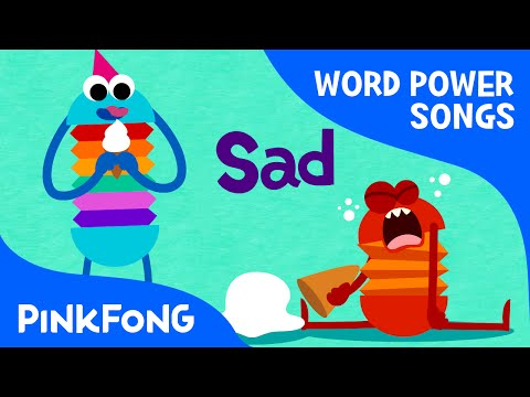 Feelings | Word Power | PINKFONG Songs for Children
