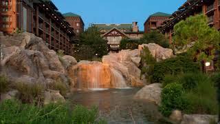 Disney's Wilderness Lodge Music Loop 2021 Present