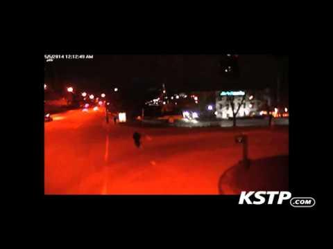 Surveillance of scene stabbing by Nicollet Island