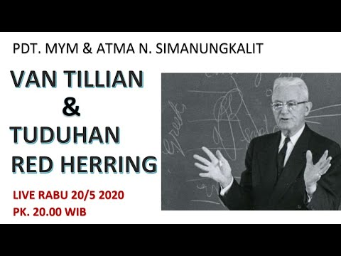 VAN TILLIAN & TUDUHAN RED HERRING: KELUGUAN NANDAR