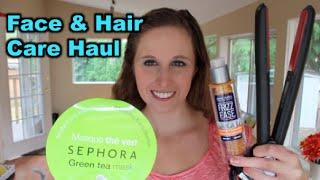 Face & Hair Care Haul! Amazon, Sephora, Walmart, London Drugs