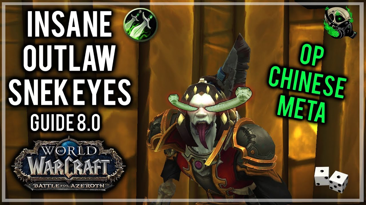 Outlaw Rogue Snake Eye S Guide 8 0 Meme Meta Battle For