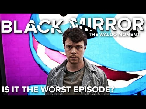 Is The Waldo Moment The Worst Episode Of Black Mirror?