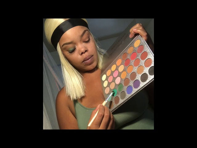 Aliexpress Shadow Pallet Eyelook **ReView**