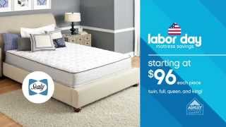 Ashley Furntiure Homestore's Labor Day Mattress Savings Extended