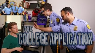 How NOT to Apply to College - Common Sense Police