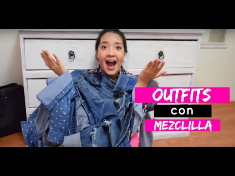 Outfits con Mezclilla / Mar Con Estilo