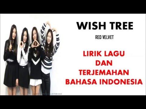WISH TREE (세가지 소원) - RED VELVET   LIRIK LAGU DAN TERJEMAHAN BAHASA INDONESIA