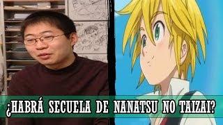 habr secuela de nanatsu no taizai qu tan cierto es