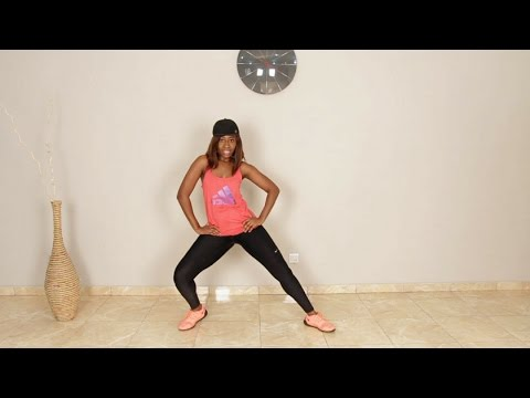 Afrobeats Dance Workout - Exercise for Flat Stomach