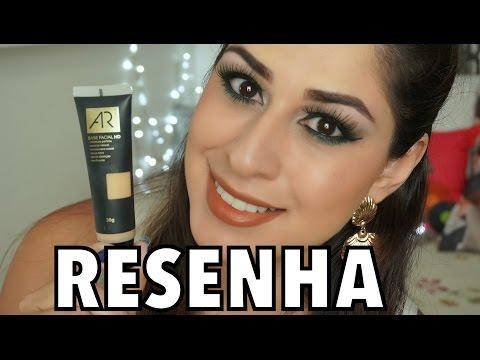 RESENHA BASE FACIAL HD - ABELHA RAINHA