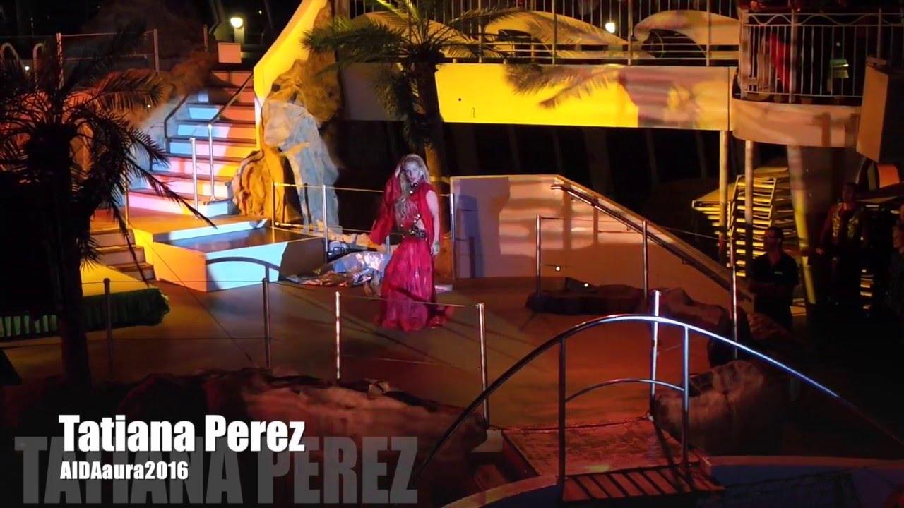 Tatiana perez hsbc bank - Tatiana Perez Aidaaura Bellydance Show Feb 2016