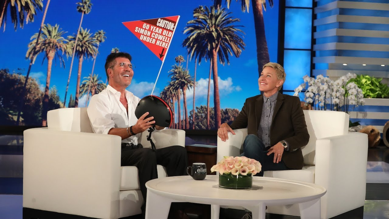 AGT' Judge Simon Cowell Gets Slammed Over New Photo of His Son ...