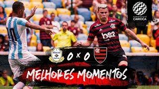 Melhores Momentos - Macaé 0 x 0 Flamengo