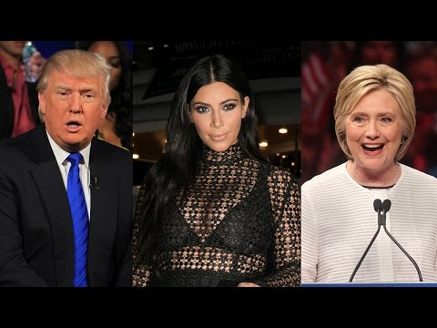 Kim Kardashian Clarifies Trump Comments & Declares Presidential Stance