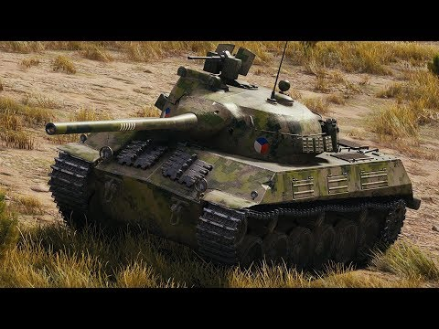 World of Tanks Škoda T 50 - 9 Kills 9,2K Damage thumbnail