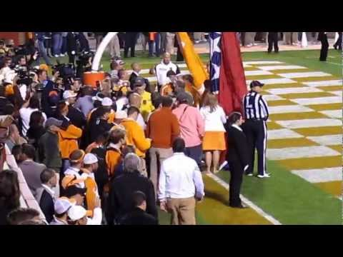 """Jeremy Fitzgerald and 1997 SEC Champion Vols at the """"T"""""""
