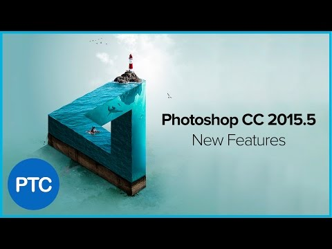 Photoshop CC 2015.5 Tutorials