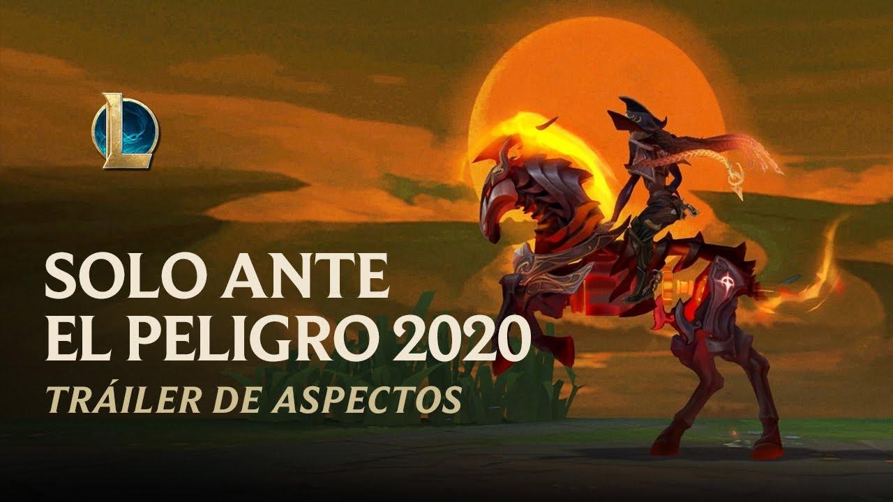 Solo ante el peligro 2020: Duelo con el diablo | Tráiler oficial de aspectos - League of Legends