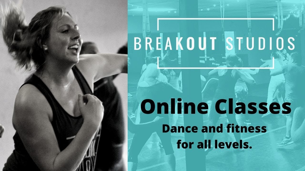 Breakout Studios Online Classes Move With Us On Youtube Youtube - Online Classes Youtube